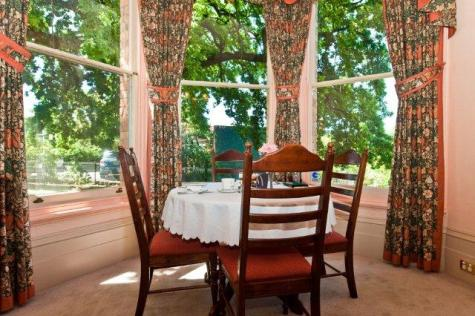 Breakfast Room - Gattonside Heritage Accommodation