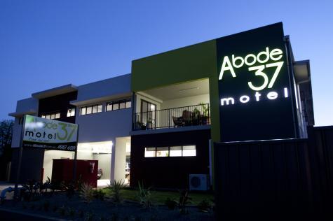Abode37 at Night - Abode37