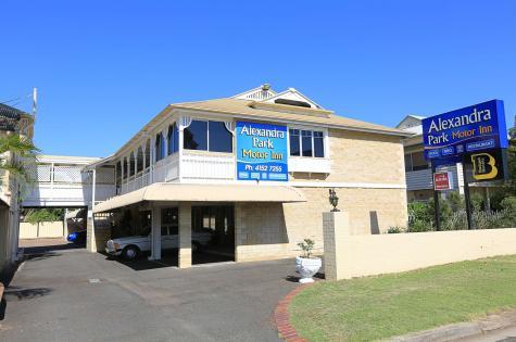Alexandra Park Motor Inn - Alexandra Park Motor Inn
