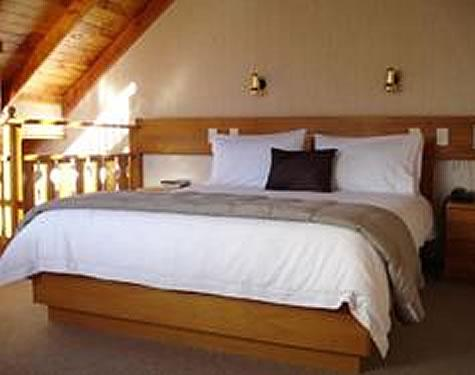 double bed - Alpine Lodge