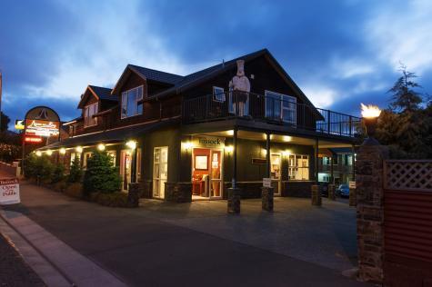 Entrance - Aspen on King Motel