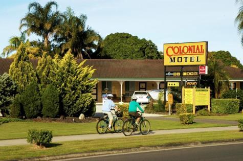 Exterior - Ballina Colonial Motel