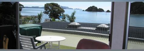 Balcony View - Bayview Motel
