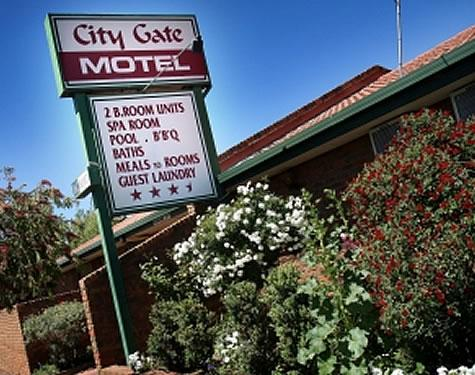 city gate motel - City Gate Motel Mildura