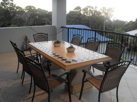 Top Floor Veranda - Coastwatch Bed and Breakfast