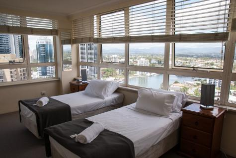 Bedroom - Condor Ocean View Apartments