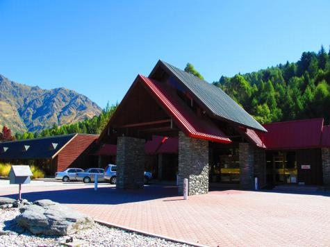 Front Entrance - Swiss-Belresort Coronet Peak