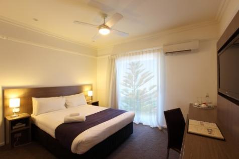 Beachfront Room - The Cottesloe Beach Hotel