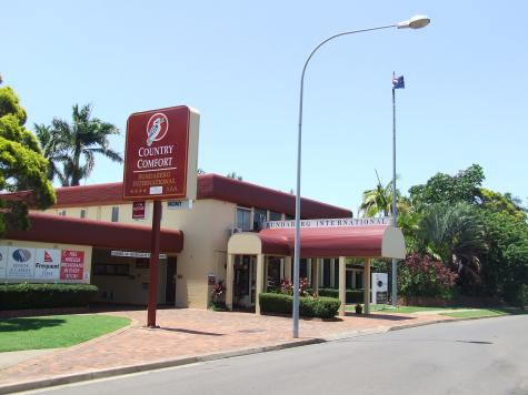 Street View - Country Comfort Bundaberg
