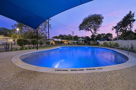 pool - Discovery Parks - Darwin