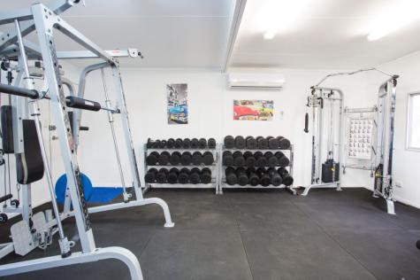 Gym - Discovery Holiday Parks Mt Isa