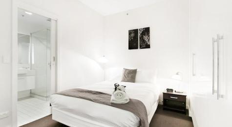 Bedroom - Docklands Private Collection Digital Harbour
