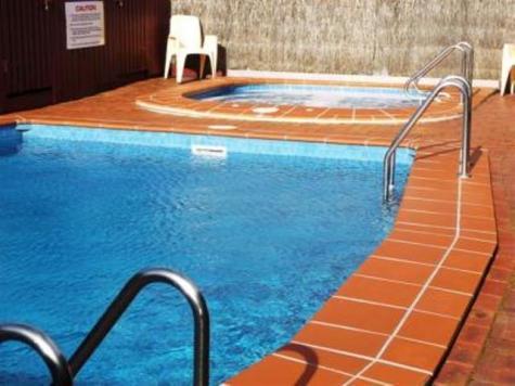 Spa & Pool - Downtown Motel Warrnambool
