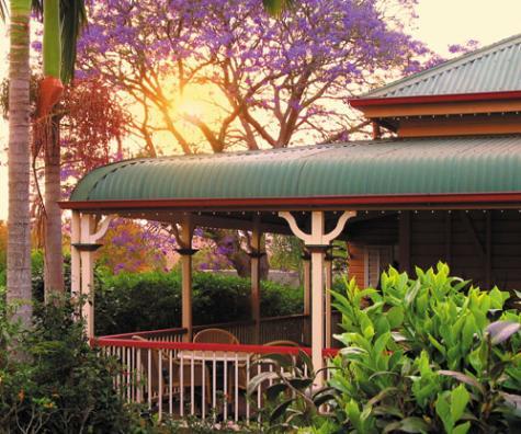Eden House Retreat & Mountain Spa - Eden House Retreat