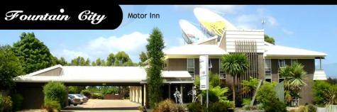 Exterior - Fountain City Motor Inn