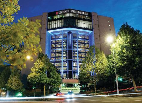 Hotel Exterior - Grand Millennium Hotel