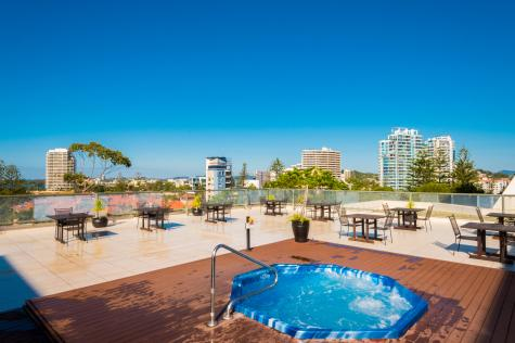Spa - Greenmount Beach Resort