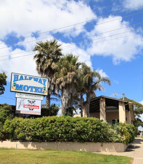 street view - Halfway Motel