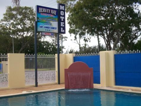 Pool - Hervey Bay Motel