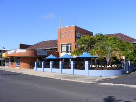Hotel Illawong Exterior - Hotel Illawong Evans Head