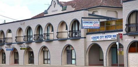 Exterior - Lismore City Motor Inn