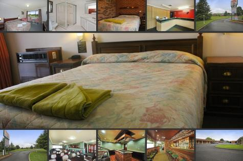 Motel Overview - Colonial Motor Inn Lithgow