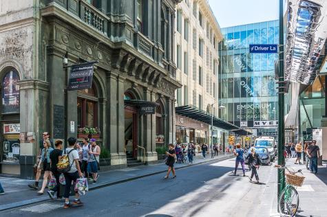 Exterior - Mantra City Central Melbourne