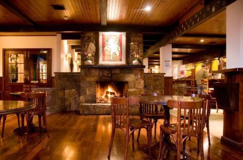 Knights Inn Bar - Margaret River Resort