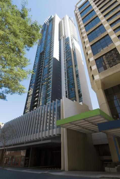 Exterior - Oaks Charlotte Towers