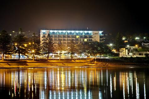 Port Lincoln At night - Port Lincoln Hotel