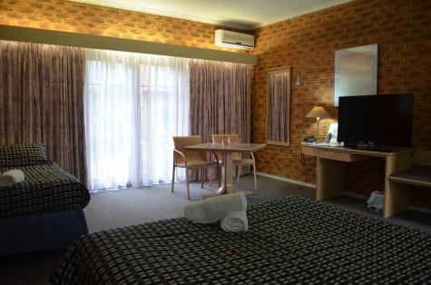 Standard Twin - Quality Hotel Melbourne Airport