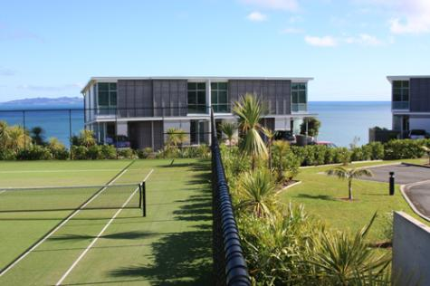 Tennis Court - Doubtless Bay Villas