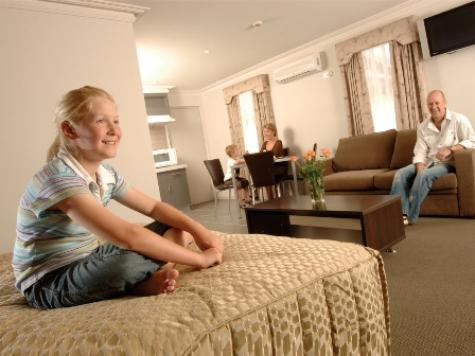 Family Suite - Seymours On Lydiard