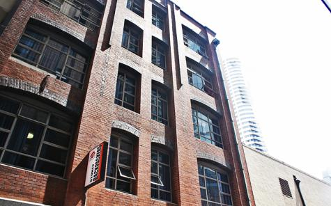 Building Exterior - Sydney Backpackers