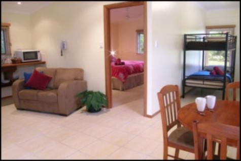 1 BR Apartment - The Summit Rainforest Retreat & Conference Centre