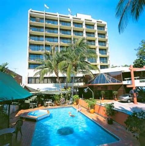 Exterior - Travelodge Hotel Rockhampton
