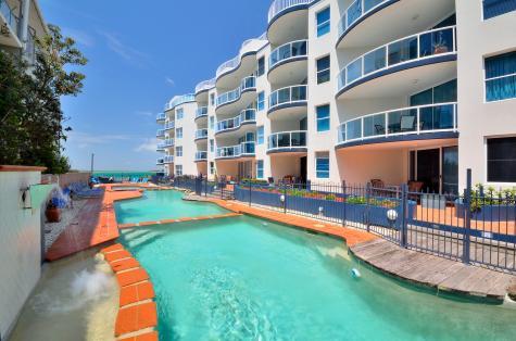 Pools - Watermark Resort Caloundra