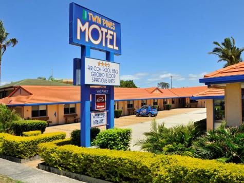 YAMBA TWIN PINES MOTEL - Yamba Twin Pines Motel